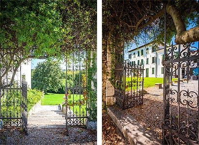 Entrata Villa Policreti